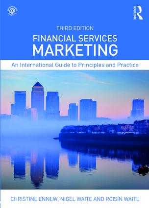 Financial Services Marketing: An International Guide to Principles and Practice, 3rd Edition (Paperback) book cover