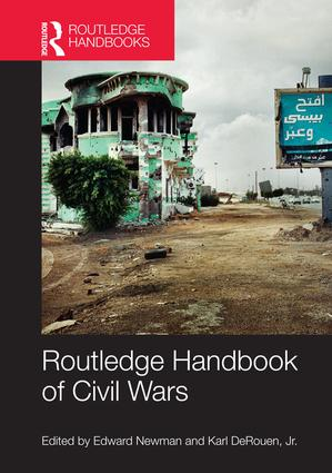 Routledge Handbook of Civil Wars (Paperback) book cover