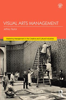Visual Arts Management (Paperback) book cover
