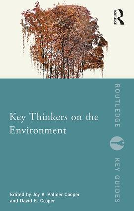 Key Thinkers on the Environment book cover