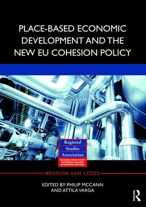 Place-based Economic Development and the New EU Cohesion Policy: 1st Edition (Hardback) book cover