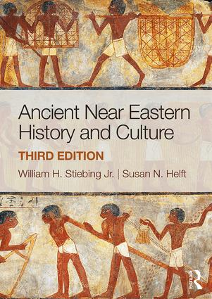 Ancient Near Eastern History and Culture book cover