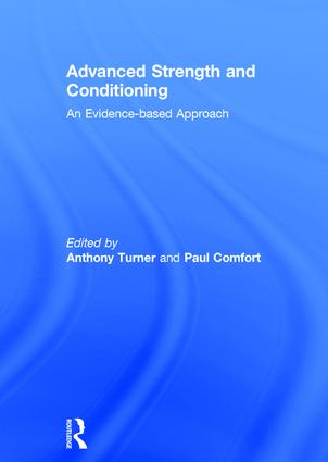 Advanced Strength and Conditioning: An Evidence-based Approach book cover