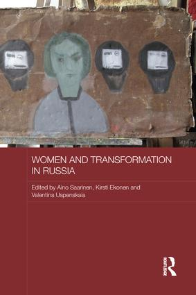 Women and Transformation in Russia book cover