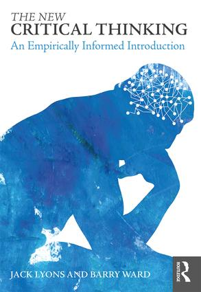 The New Critical Thinking: An Empirically Informed Introduction book cover