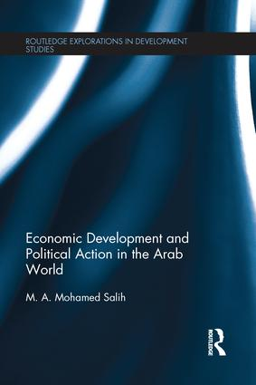 Economic Development and Political Action in the Arab World book cover