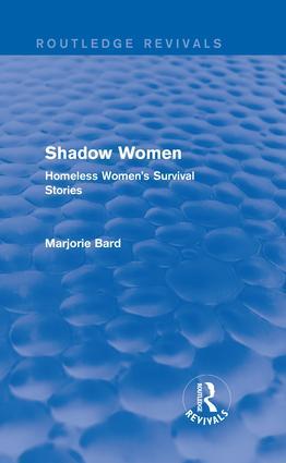 Shadow Women (Routledge Revivals)