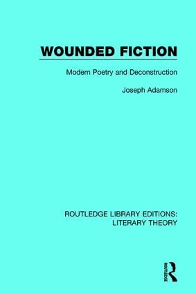 Wounded Fiction