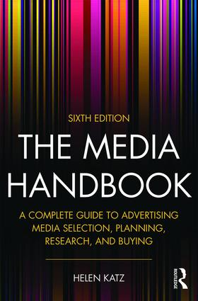 The Media Handbook (Paperback) book cover