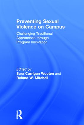 The Role of Campus-Based Advocacy and Prevention Professionals in Campus Culture Change