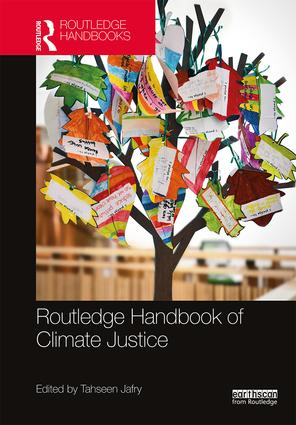 Routledge Handbook of Climate Justice book cover
