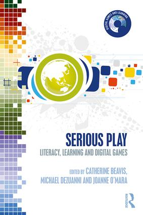 Serious Play: Literacy, Learning and Digital Games book cover