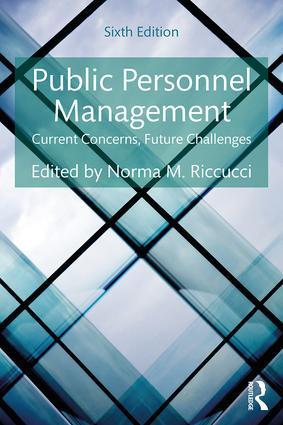 Public Personnel Management: Current Concerns, Future Challenges book cover