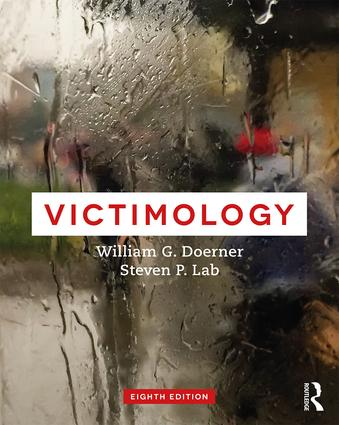 Victimology book cover