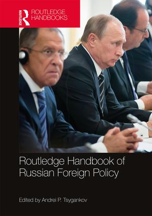 Routledge Handbook of Russian Foreign Policy book cover