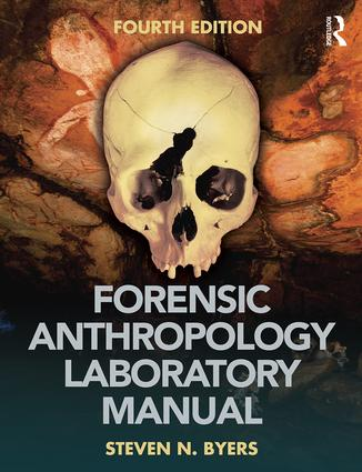 Forensic Anthropology Laboratory Manual book cover