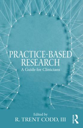 Practice-Based Research: A Guide for Clinicians, 1st Edition (Paperback) book cover