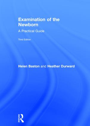 Examination of the Newborn: A Practical Guide book cover