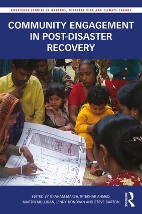 Community Engagement in Post-Disaster Recovery book cover