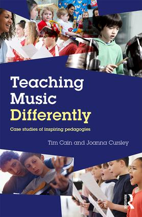Teaching Music Differently: Case Studies of Inspiring Pedagogies (Paperback) book cover