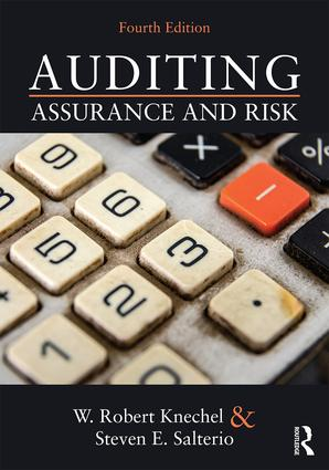 Auditing (Paperback) book cover