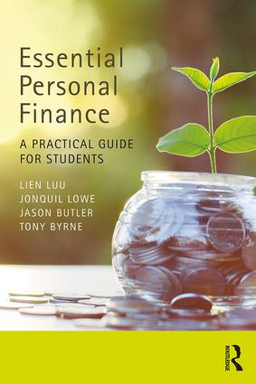 Essential Personal Finance: A Practical Guide for Students book cover
