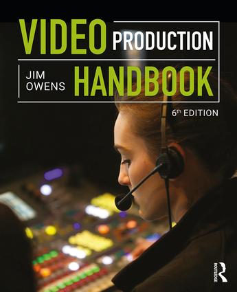 Video Production Handbook (Paperback) book cover