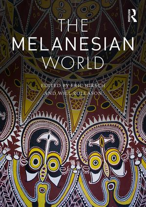 The Melanesian World book cover