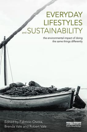 Everyday Lifestyles and Sustainability: The Environmental Impact Of Doing The Same Things Differently book cover