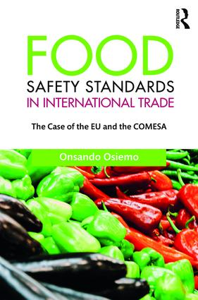 Food Safety Standards in International Trade: The Case of the EU and the COMESA book cover