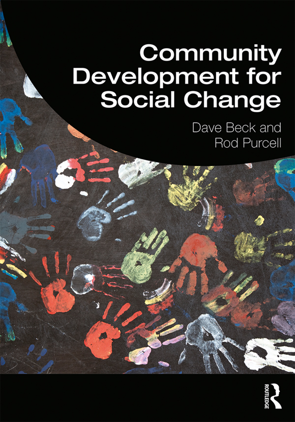 Community Development for Social Change book cover