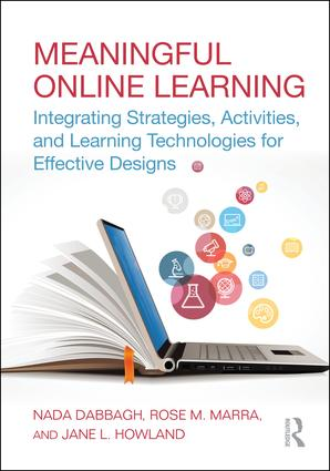 Meaningful Online Learning: Integrating Strategies, Activities, and Learning Technologies for Effective Designs, 1st Edition (Paperback) book cover