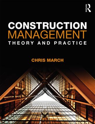 Construction Management: Theory and Practice book cover