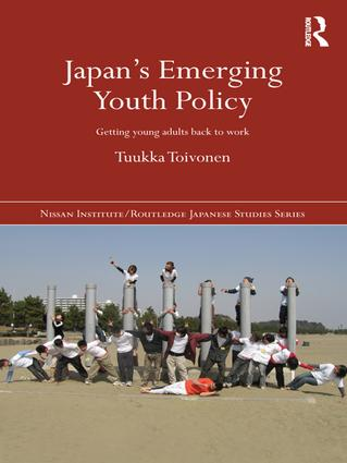 Japan's Emerging Youth Policy: Getting Young Adults Back to Work, 1st Edition (Paperback) book cover