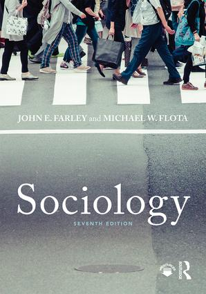 Sociology: 7th Edition (Paperback) book cover