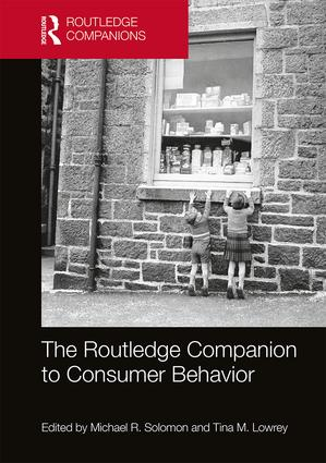 The Routledge Companion to Consumer Behavior: 1st Edition (e-Book) book cover