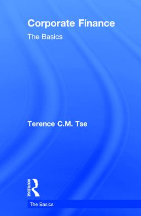 Corporate Finance: The Basics book cover