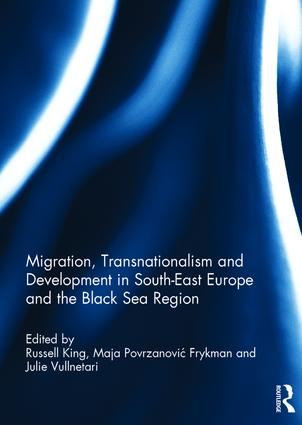 Migration, Transnationalism and Development in South-East Europe and the Black Sea Region book cover
