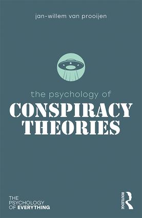 The Psychology of Conspiracy Theories book cover