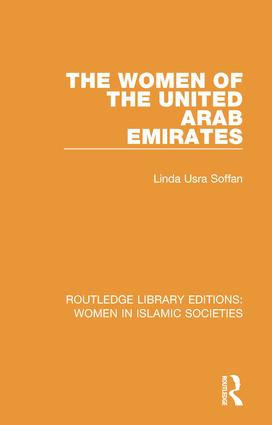 The Women of the United Arab Emirates book cover