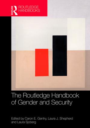 Routledge Handbook of Gender and Security book cover