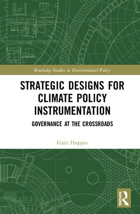 Strategic Designs for Climate Policy Instrumentation: Governance at the Crossroads book cover