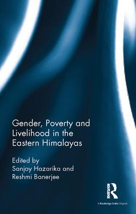 Gender, Poverty and Livelihood in the Eastern Himalayas book cover