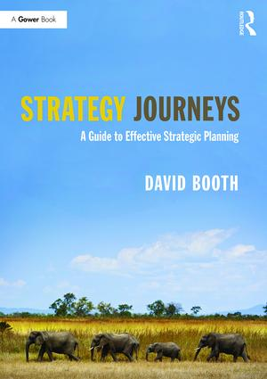 Strategy Journeys: A Guide to Effective Strategic Planning (Paperback) book cover