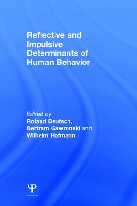 determinants of human behaviour pdf