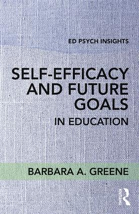 Self-Efficacy and Future Goals in Education (Paperback) book cover