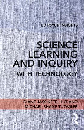 Science Learning and Inquiry with Technology book cover