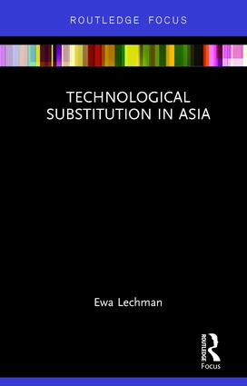 Technological Substitution in Asia book cover