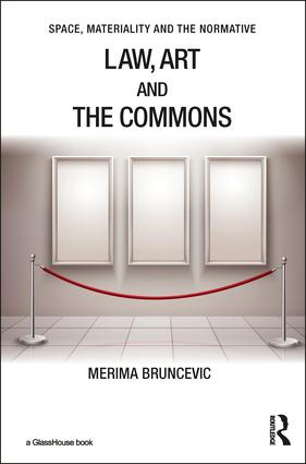 Law, Art and the Commons: 1st Edition (Paperback) book cover