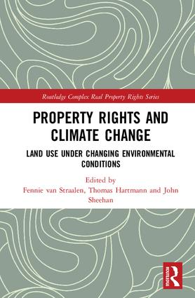 Property Rights and Climate Change: Land-use under changing environmental conditions book cover